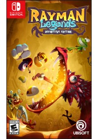 Rayman Legends Definitive Edition/Switch