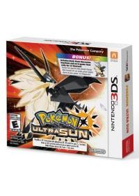 Pokemon Ultra Sun Starter Bundle3DS