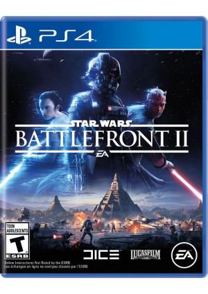 Star Wars Battlefront II/PS4