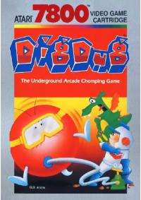 Dig Dug / Atari 7800