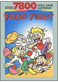 Food Fight / Atari 7800