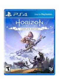 Horizon Zero Dawn Complete Edition/PS4
