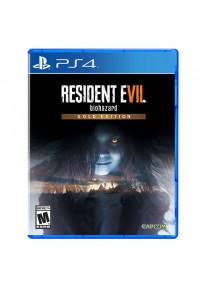 Resident Evil 7 Biohazard Gold Edition (Compatible PSVR) / PS4