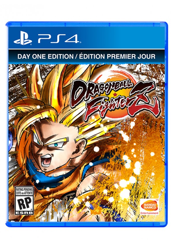 Dragonball FighterZ/PS4