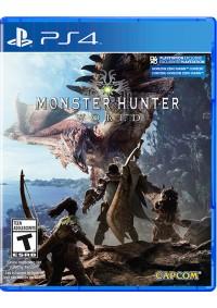 Monster Hunter World/PS4