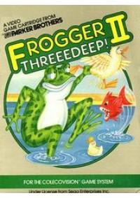 Frogger II Threedeep/Colecovision
