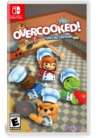 Overcooked! Special Edition/Switch