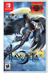 Bayonetta 2/Switch