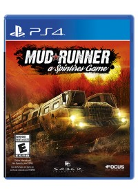 Spintires Mudrunner/PS4