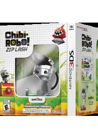 Chibi-Robo! Zip Lash Avec Amiibo/3DS