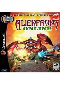 Alien Front Online/Dreamcast