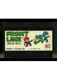 Front Line JAPONAIS/Famicom