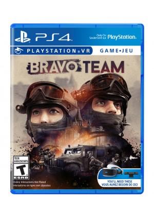 Bravo Team/PSVR