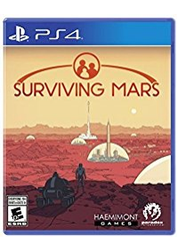 Surviving Mars/PS4