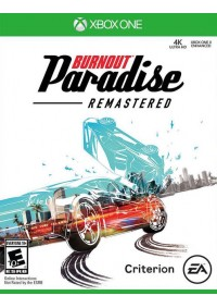 Burnout Paradise Remastered/Xbox One