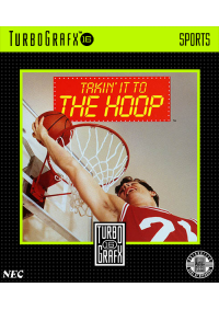 Takin It To The Hoop/TurboGrafx-16