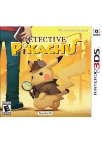 Detective Pikachu/3DS