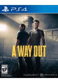 A Way Out/PS4