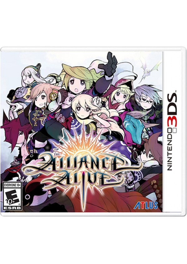The Alliance Alive/3DS