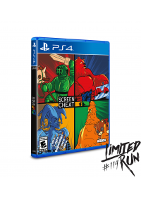 Screencheat Limited Run Games #114/PS4