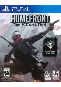 Homefront The Revolution Steelbook/PS4