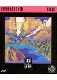 Dragon Spirit /TurboGrafk-16