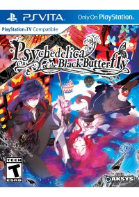 Psychedelica Of The Black Butterfly/PS Vita