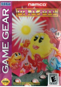 Ms. Pac-Man /Game Gear