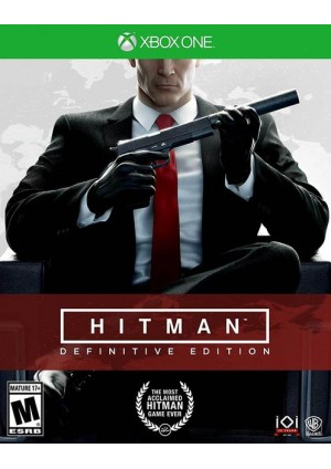 Hitman Definitive Edition/Xbox One