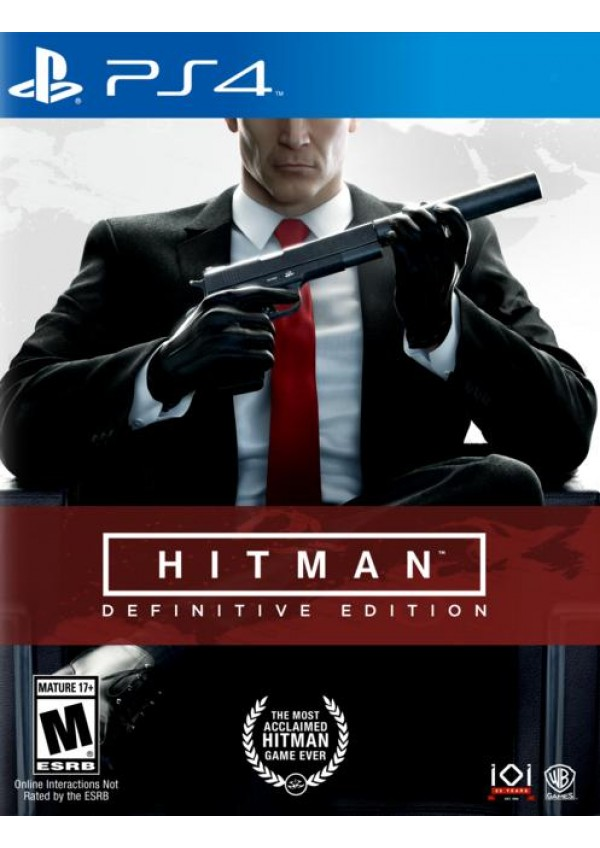 Hitman Definitive Edition/PS4