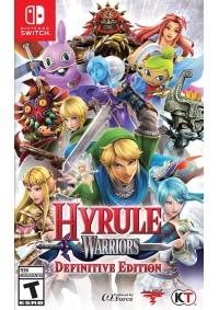 Hyrule Warriors/Switch