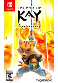 Legend of Kay Anniversary/Switch
