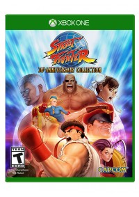 Street Fighter 30th Anniversary Collection/Xbox One