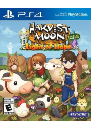 Harvest Moon Light of Hope/PS4