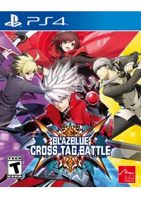 BlazBlue Cross Tag Battle/PS4