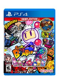 Super Bomberman R Shiny Edition/PS4