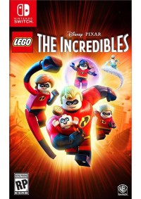 Lego The Incredibles/Switch