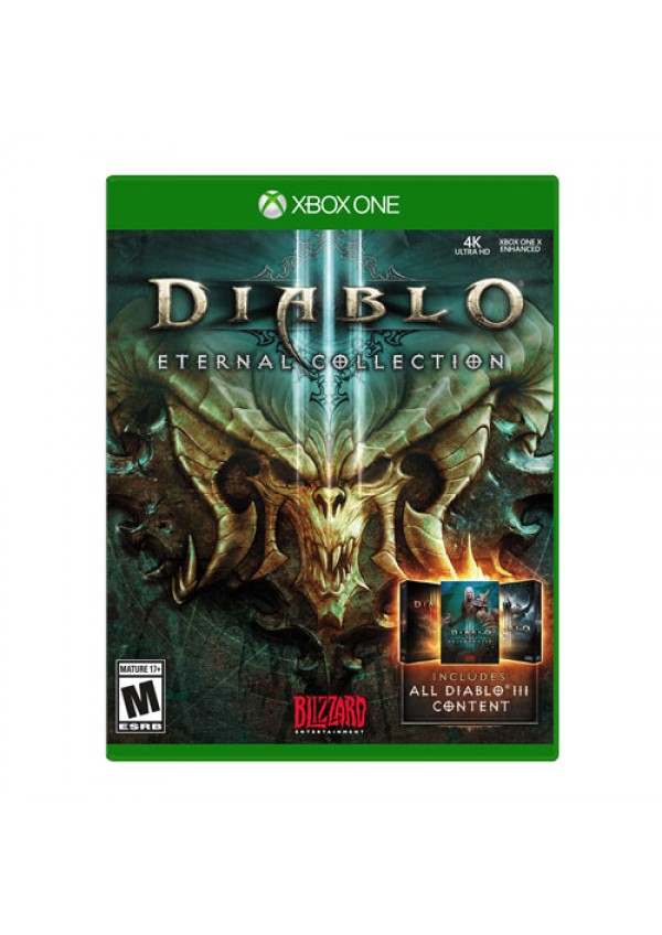 Diablo III Eternal Collection/Xbox One