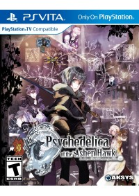 Psychedelica of the Ashen Hawk/PS Vita
