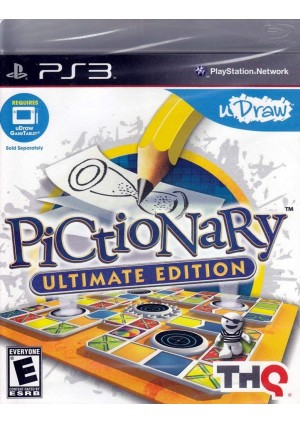 Pictionary Ultimate Edition/PS3