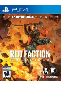 Red Faction Guerilla Remastered/PS4