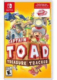 Captain Toad Treasure Tracker/Switch