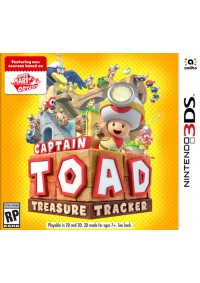 Captain Toad Treasure Tracker/3DS