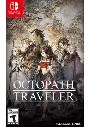 Octopath Traveler/Switch
