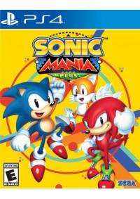 Sonic Mania Plus/PS4