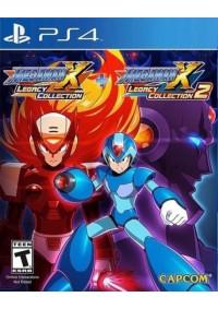 Mega Man X Legacy Collection 1 + 2/PS4