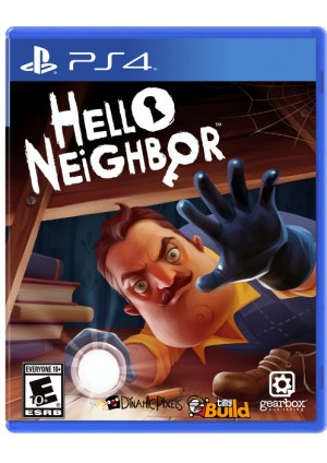 Hello Neighbor/PS4
