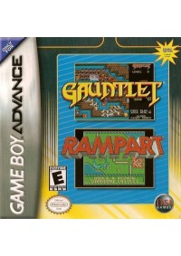 Gauntlet And Rampart/GBA