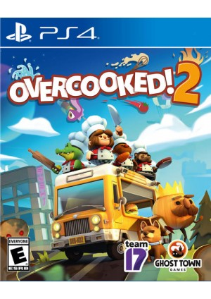 Overcooked! 2/PS4