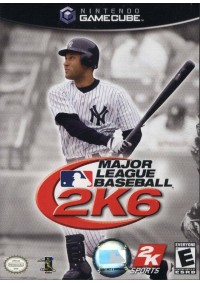 Major League Baseball 2K6/Game Cube